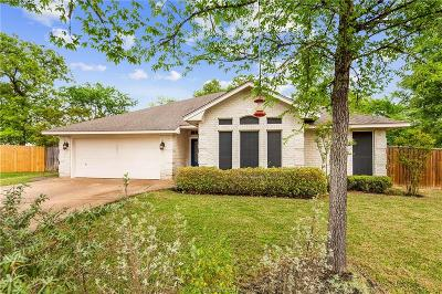 College Station Single Family Home For Sale: 1412 Elkton Court