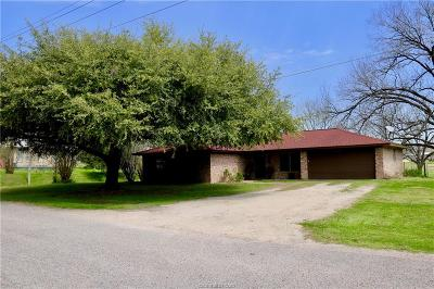 Grimes County Single Family Home For Sale: 192 Hill Street