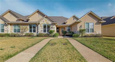 Brazos County Single Family Home For Sale: 3816 Blackhawk Lane