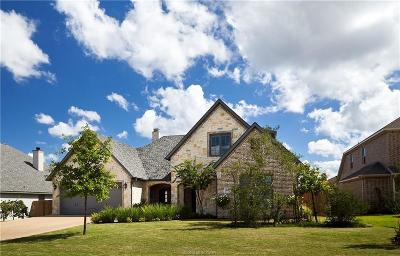 College Station Single Family Home For Sale: 2609 Chillingham Court