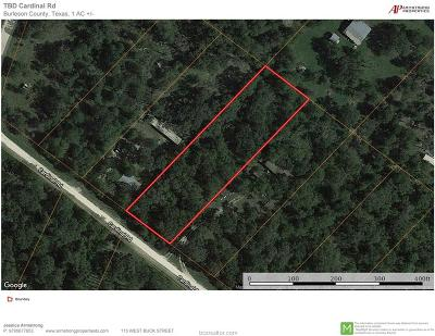 Caldwell Residential Lots & Land For Sale: Tbd Cardinal Rd.