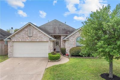 Brazos County Single Family Home For Sale: 3717 Essen Loop