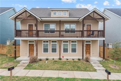 College Station Multi Family Home For Sale: 407/503/505 Cooner Street #A & B