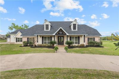 College Station Single Family Home For Sale: 17053 Shadow Bend Court