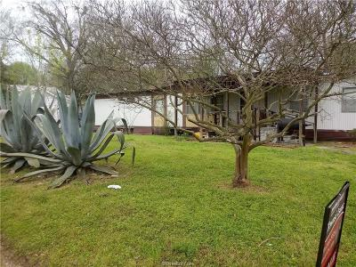 Bryan Single Family Home For Sale: 2601 Southside Drive