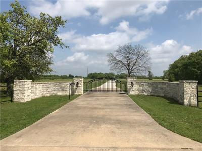 Brazos County Residential Lots & Land For Sale: 21273 Fm 2154