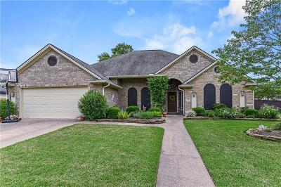 Bryan Single Family Home For Sale: 2701 Mills Court