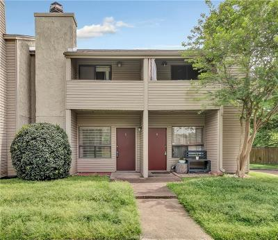 College Station Condo/Townhouse For Sale: 1902 Dartmouth Street #O-5