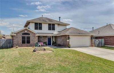Bryan , College Station Single Family Home For Sale: 1108 Coeburn Court