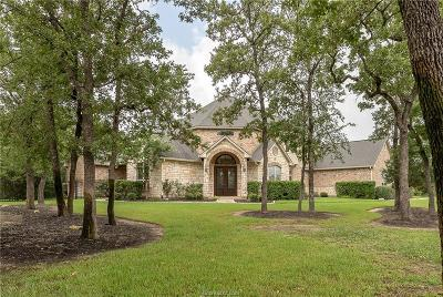 College Station Single Family Home For Sale: 4406 Regal Oaks Drive