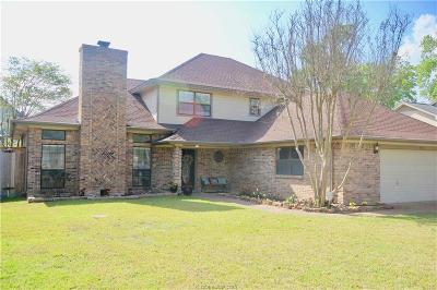College Station Single Family Home For Sale: 9218 Shadowcrest Drive