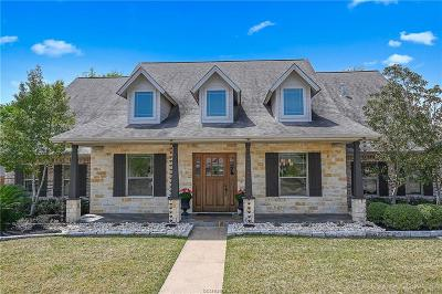 College Station Single Family Home For Sale: 5208 Ballybunion Lane