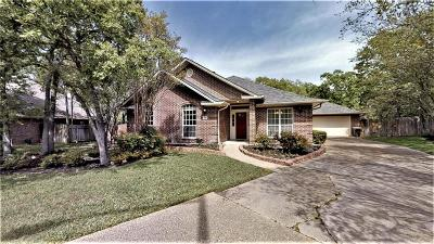 College Station Single Family Home For Sale: 3945 Parrot Cove