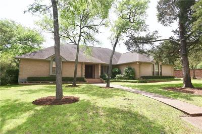 College Station Single Family Home For Sale: 1400 Millcreek Court