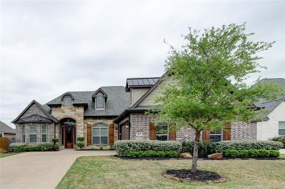 Brazos County Single Family Home For Sale: 4405 Odell Lane