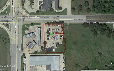 College Station Residential Lots & Land For Sale: 2310 Harvey Mitchell Parkway