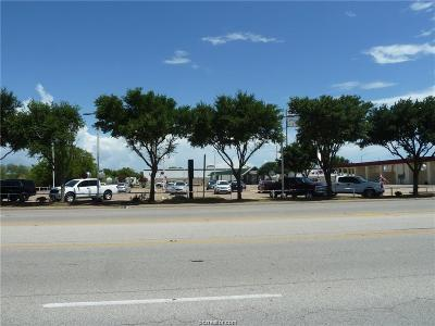 College Station Commercial For Sale: Tbd Fm 2818 Street