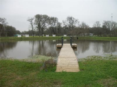 Brazos County Residential Lots & Land For Sale: 16266 Bench Rob Co Lane