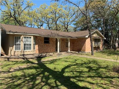 Leon County Single Family Home For Sale: 16 Eden Rock