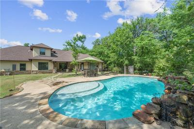 College Station Single Family Home For Sale: 17077 Pawnee Crossing