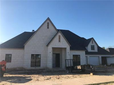 College Station TX Single Family Home For Sale: $1,049,999