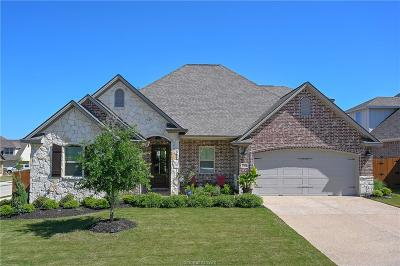 Brazos County Single Family Home For Sale: 2701 Portland Lane