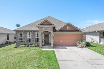 College Station Single Family Home For Sale: 15124 Pidmont Lane