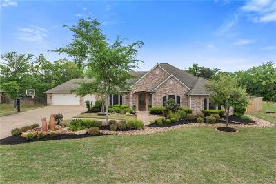 College Station Single Family Home For Sale: 2212 Rockingham