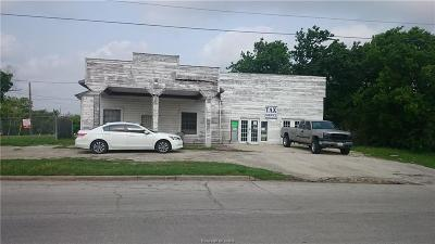 Bryan Commercial For Sale: 600 North Bryan
