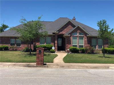 College Station Single Family Home For Sale: 5309 Saint Andrews Drive