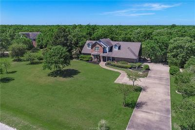 College Station Single Family Home For Sale: 4706 Nantucket Drive