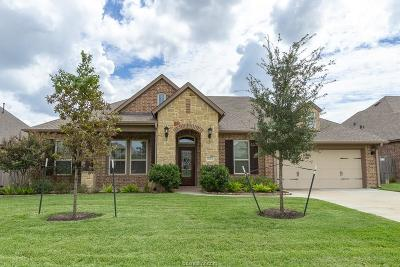 Brazos County Single Family Home For Sale: 2603 Goodrich Court