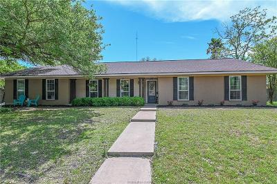 Bryan Single Family Home For Sale: 3702 Stillmeadow Drive