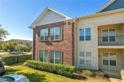 College Station Condo/Townhouse For Sale: 801 Luther Street #1205
