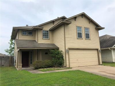 College Station Single Family Home For Sale: 1080 Windmeadows Drive