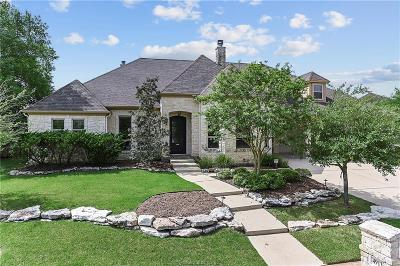 College Station Single Family Home For Sale: 4913 Whistling Straits Loop