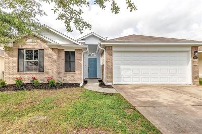 College Station Single Family Home For Sale: 15128 Meredith Lane