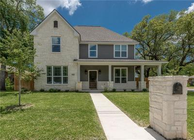 College Station Single Family Home For Sale: 500 Thompson Street