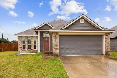 Bryan Single Family Home For Sale: 2501 Elkhorn Trail