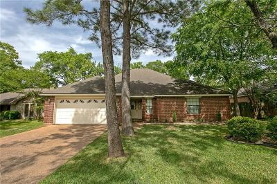 College Station Single Family Home For Sale: 2805 Rayado Court