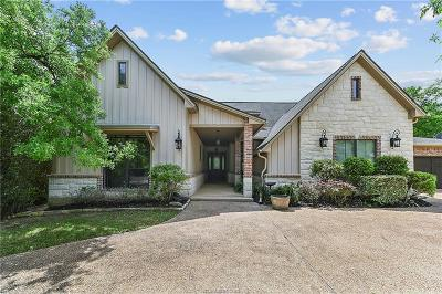 College Station Single Family Home For Sale: 17264 Sundance Drive
