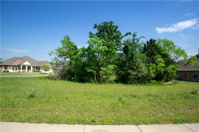 bryan Residential Lots & Land For Sale: 3348 Fiddlers Green
