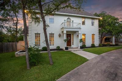 College Station TX Single Family Home For Sale: $700,000