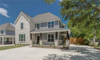 College Station Single Family Home For Sale: 405 Edward Street