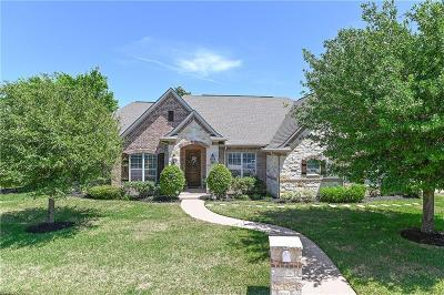 Brazos County Single Family Home For Sale: 2480 Newark Circle