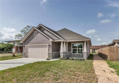 Bryan Single Family Home For Sale: 809 West 17th Street