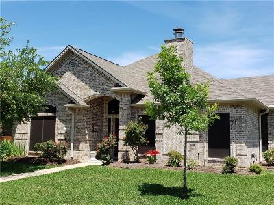 Creek Meadows Single Family Home For Sale: 15609 Wood Brook Ln
