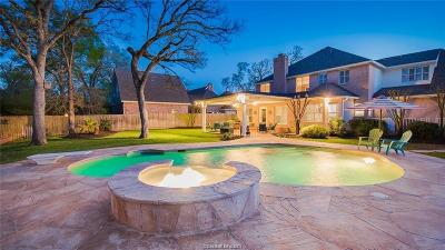 College Station Single Family Home For Sale: 3205 Westchester Avenue