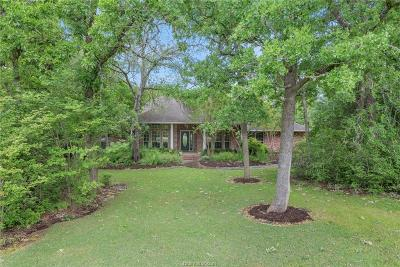 Brazos County Single Family Home For Sale: 1625 Harpers Ferry Road