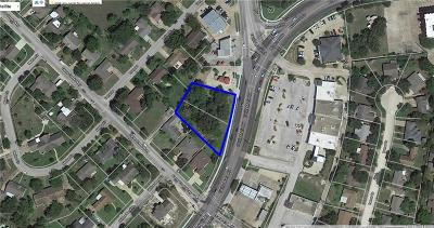 Bryan Residential Lots & Land For Sale: 1122 East Villa Maria Road